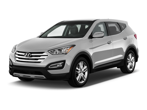 Slide 1 of 15: 2016 Hyundai Santa Fe