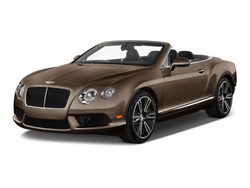 Slide 1 of 18: 2013 Bentley Continental GTC