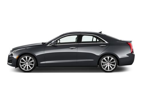 Slide 1 of 19: 2014 Cadillac ATS