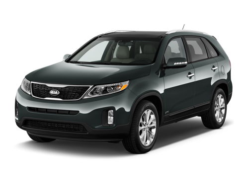 Slide 1 of 19: 2015 Kia Sorento
