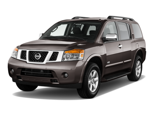 Slide 2 of 27: 2013 Nissan Armada