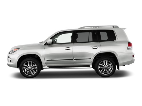 Slide 1 of 12: 2014 Lexus LX