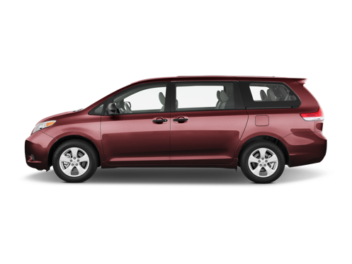 Slide 1 of 18: 2013 Toyota Sienna