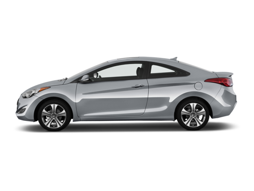 Slide 1 of 14: 2013 Hyundai Elantra Coupe