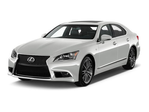 Slide 1 of 17: 2013 Lexus LS