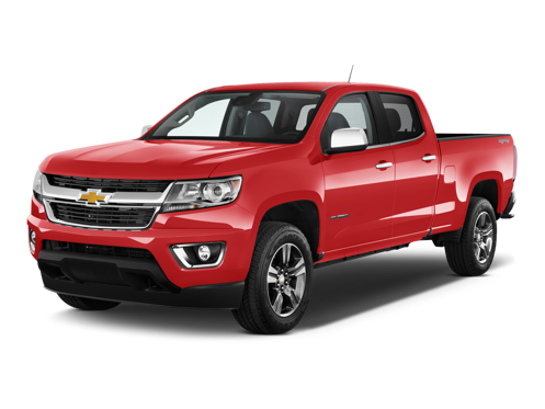 Slide 1 of 15: 2015 Chevrolet Colorado