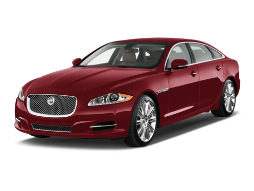 Slide 1 of 20: 2015 Jaguar XJ