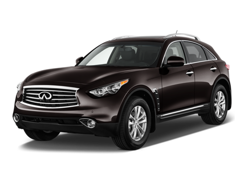 Slide 1 of 16: 2015 Infiniti QX70