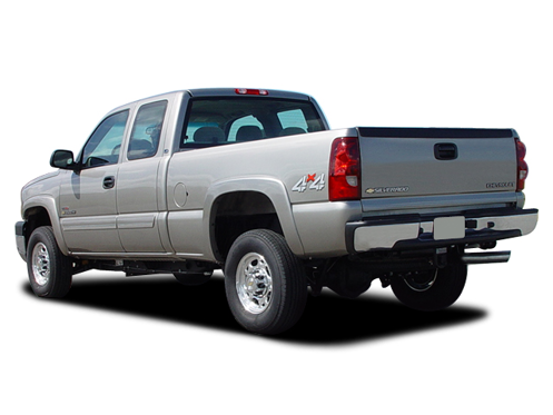 Slide 2 of 14: 2004 Chevrolet Silverado 2500HD