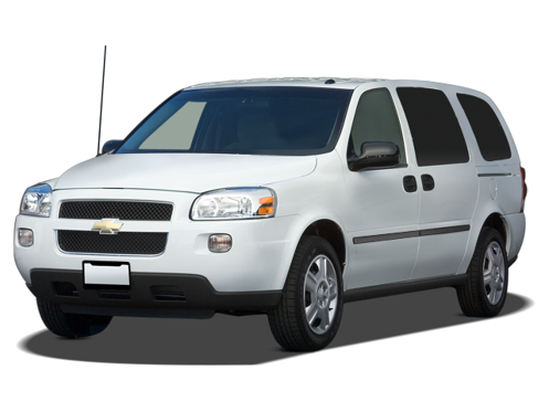 Slide 1 of 14: 2005 Chevrolet Uplander
