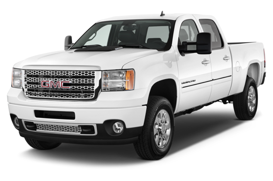 Slide 1 of 14: 2012 GMC Sierra 2500 Denali HD