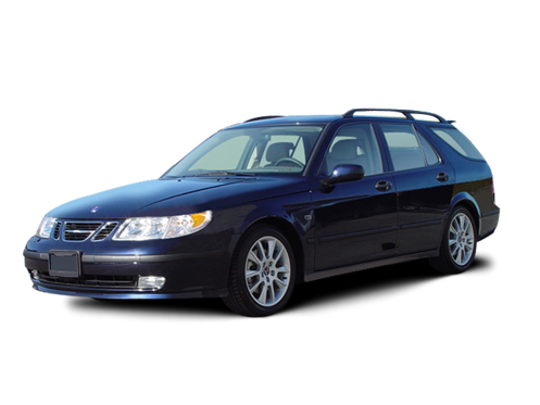 Slide 1 of 14: 2005 Saab 9-5