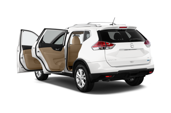 Slide 1 of 25: 2015 Nissan Rogue