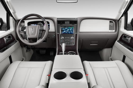 Slide 1 of 11: 2015 Lincoln Navigator