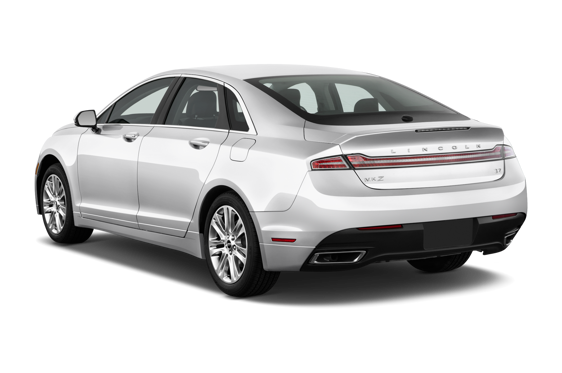 Slide 1 of 25: 2015 Lincoln MKZ