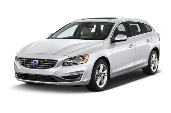 Slide 1 of 14: 2015 Volvo V60