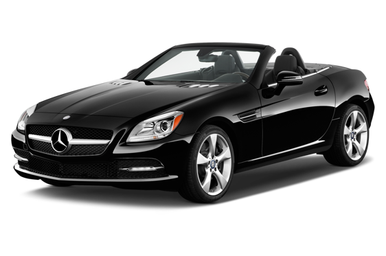 Slide 1 of 14: 2015 Mercedes-Benz SLK-Class