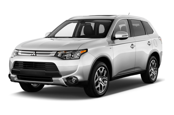 Slide 1 of 14: 2015 Mitsubishi Outlander