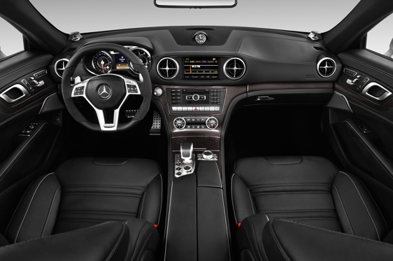 Slide 1 of 11: 2015 Mercedes-Benz SL-Class
