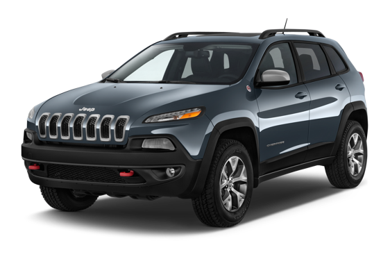 Slide 1 of 14: 2015 Jeep Cherokee
