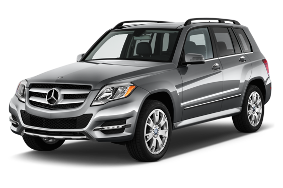 Slide 1 of 14: 2014 Mercedes-Benz GLK-Class