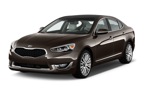 Slide 1 of 25: 2014 Kia Cadenza