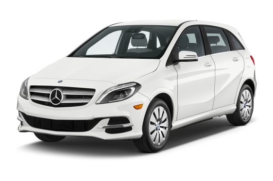 Slide 1 of 14: 2014 Mercedes-Benz B-Class