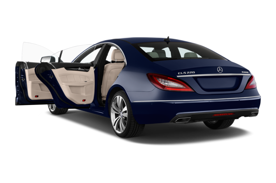 Slide 1 of 25: 2014 Mercedes-Benz CLS-Class