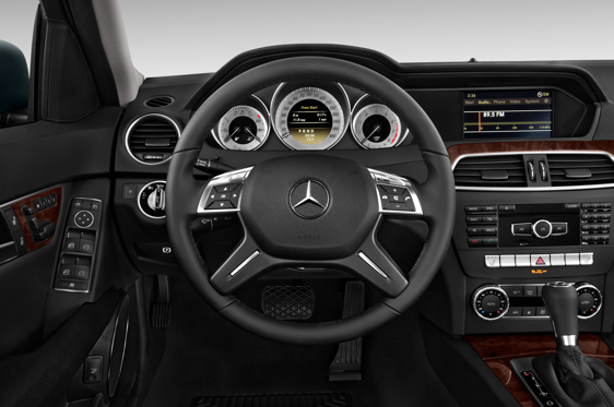 Slide 1 of 23: 2014 Mercedes-Benz C-Class