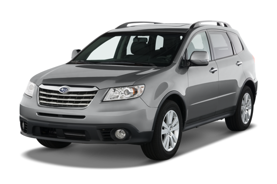 Slide 1 of 14: 2014 Subaru Tribeca