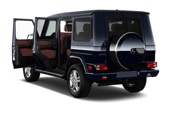 Slide 1 of 25: 2014 Mercedes-Benz G-Class