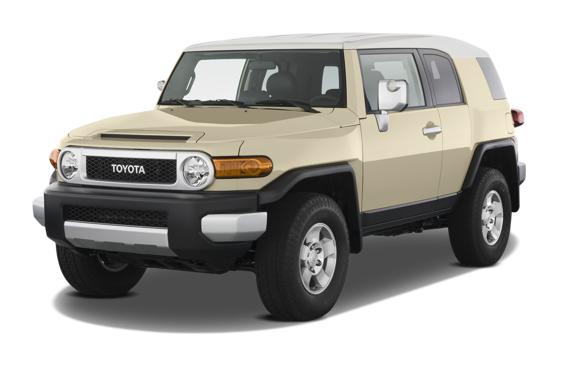 Slide 1 of 14: 2014 Toyota FJ Cruiser