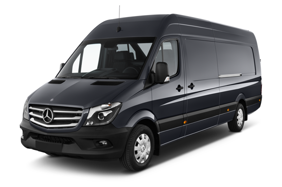 Slide 1 of 14: 2014 Mercedes-Benz Sprinter Cargo Van
