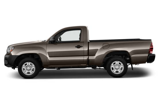 Slide 1 of 23: 2014 Toyota Tacoma