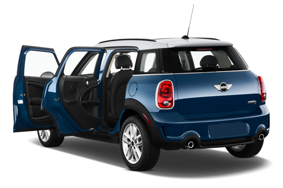 Slide 1 of 25: 2014 MINI Countryman