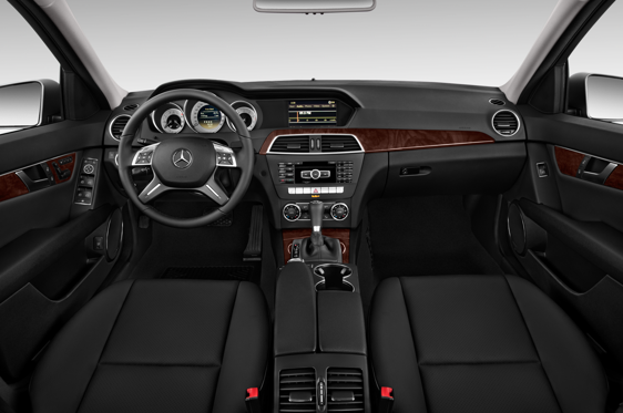 Slide 1 of 11: 2014 Mercedes-Benz C-Class