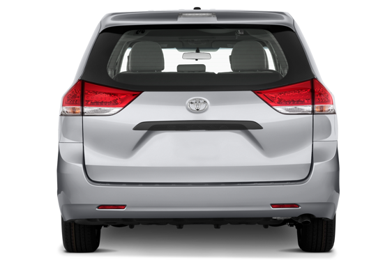 Slide 1 of 24: 2014 Toyota Sienna