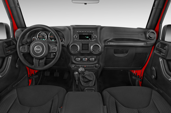 Slide 1 of 11: 2014 Jeep Wrangler Unlimited