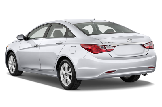 Slide 2 of 14: 2014 Hyundai Sonata