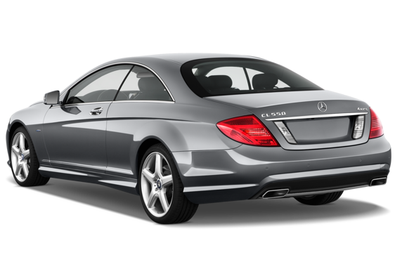 Slide 2 of 14: 2013 Mercedes-Benz CL-Class