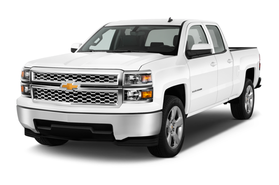 Slide 1 of 14: 2014 Chevrolet Silverado 1500