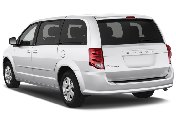 Slide 1 of 25: 2014 Dodge Grand Caravan