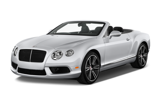 Slide 1 of 14: 2014 Bentley Continental GTC