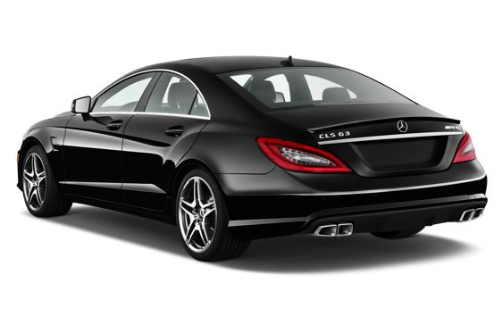 Slide 2 of 14: 2013 Mercedes-Benz CLS-Class
