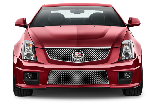 Slide 1 of 24: 2014 Cadillac CTS-V Coupe