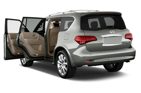 Slide 1 of 25: 2013 Infiniti QX