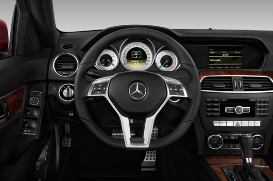 Slide 3 of 11: 2013 Mercedes-Benz C-Class