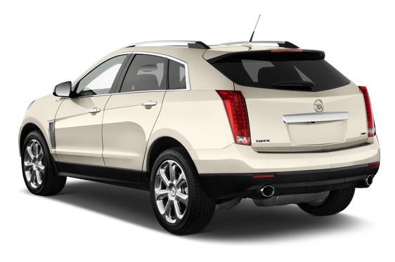 Slide 2 of 14: 2014 Cadillac SRX