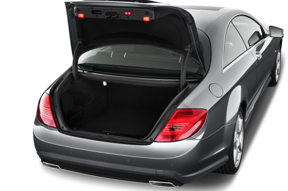 Slide 1 of 25: 2013 Mercedes-Benz CL-Class