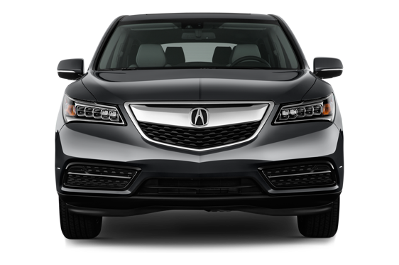 Slide 1 of 24: 2014 Acura MDX
